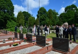 Uroczystości - Powązki w dniu 19-06-2017